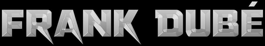 Frank Dubé - Logo