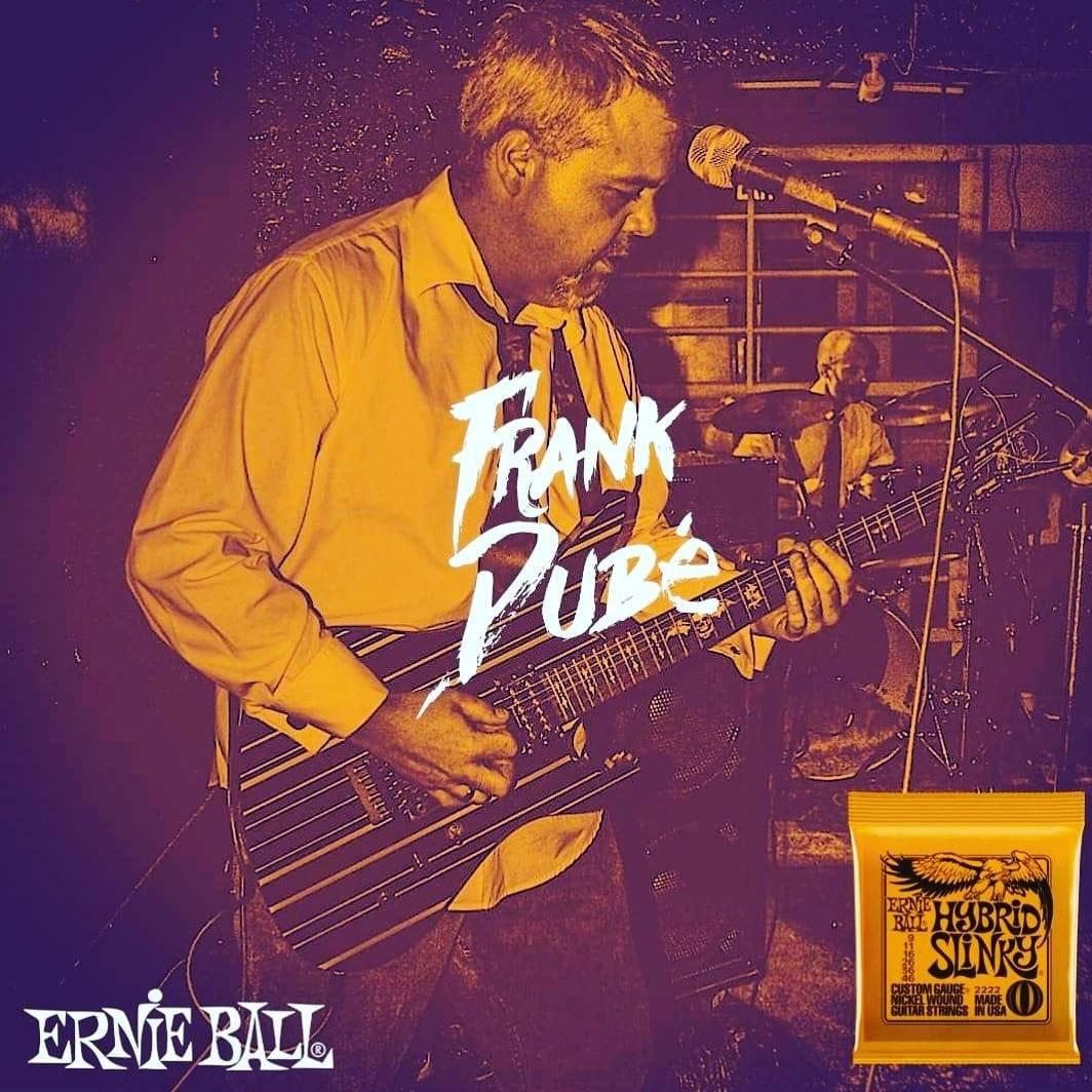 Frank Dubé - Photo