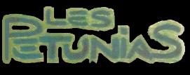 Les Pétunias - Logo