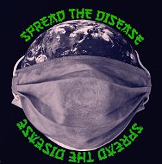 Spread the Disease - Logo