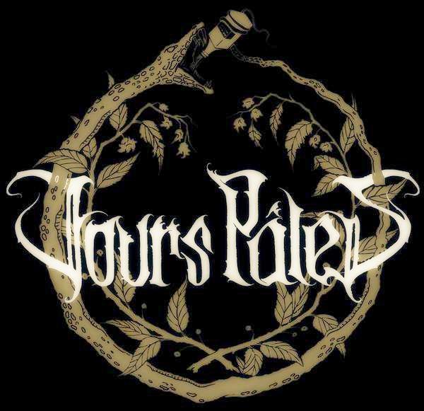 Jours Pâles - Logo