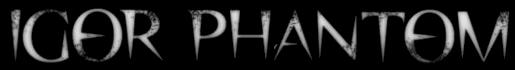 Igor Phantom - Logo