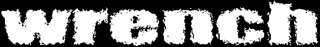 Wrench - Logo
