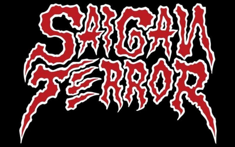 Saigan Terror - Logo