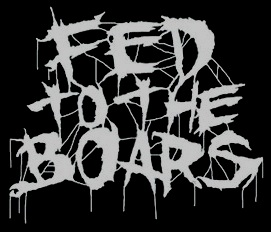 Fed to the Boars - Logo