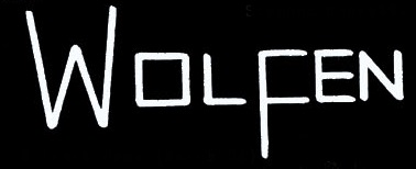 Wolfen - Logo