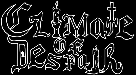 Climate of Despair - Logo