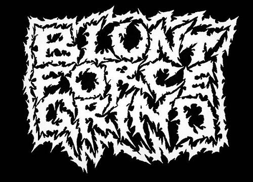 Blunt Force Grind - Logo