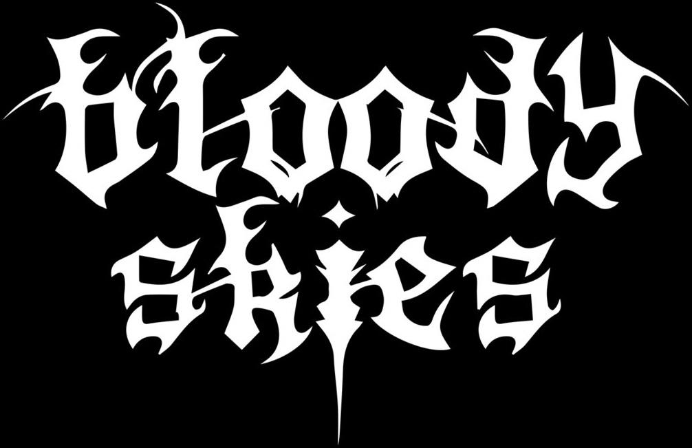 Bloody Skies - Logo