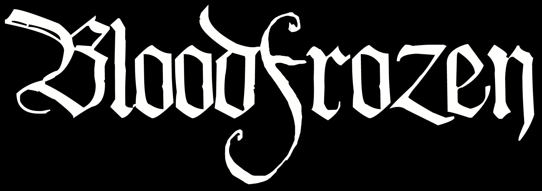 Bloodfrozen - Logo