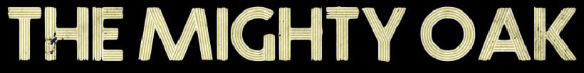 The Mighty Oak - Logo