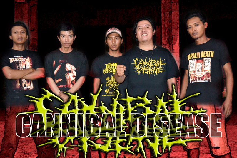 Cannibal Disease - Photo