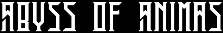 Abyss of Animas - Logo