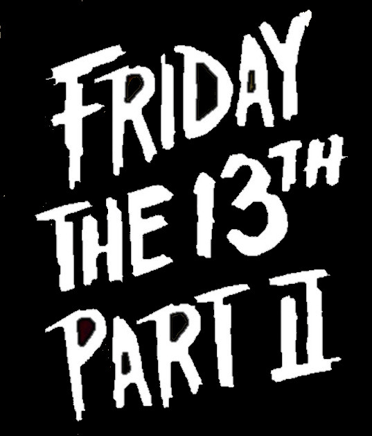 Friday the 13th: Part 2 - Logo