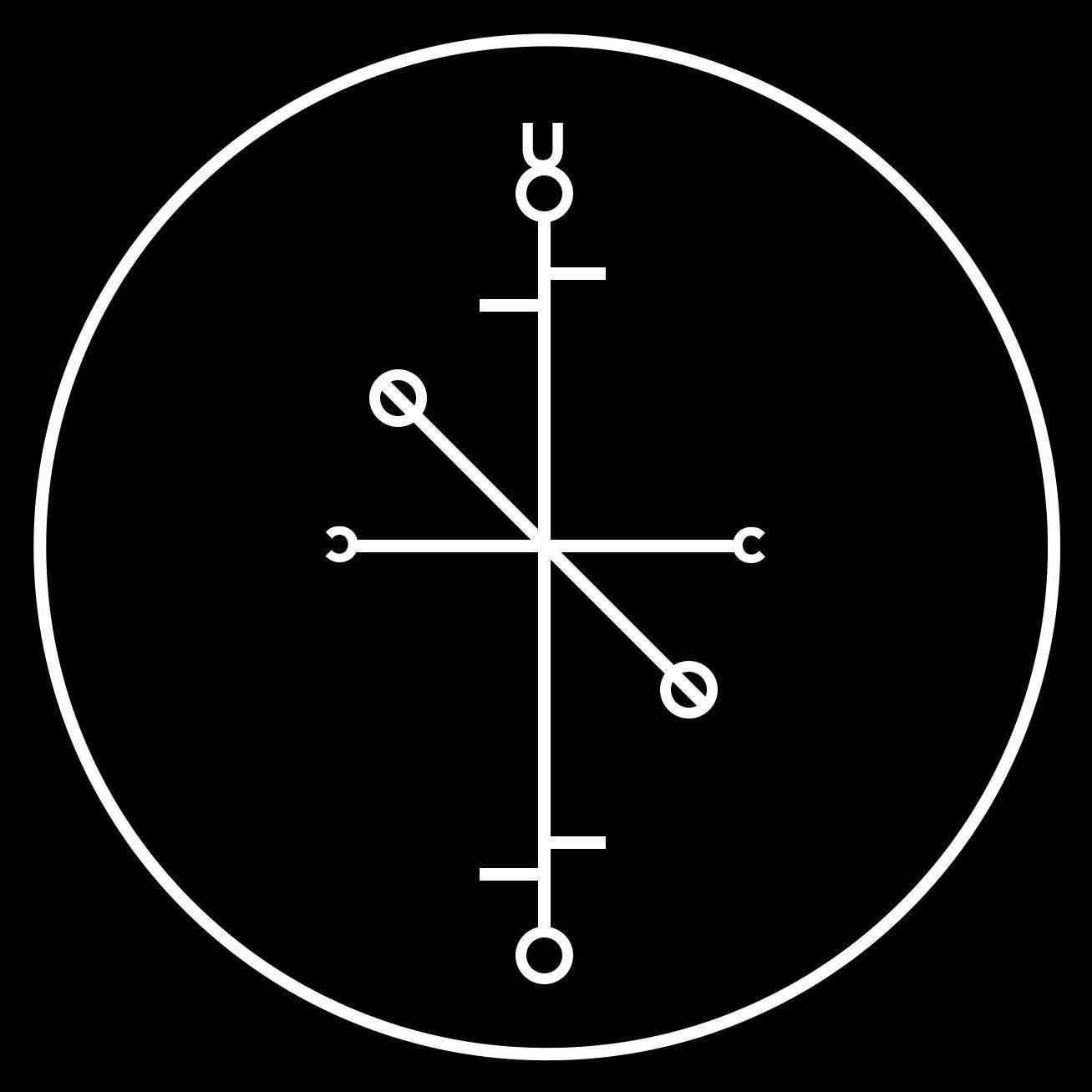 Oscuro Culto - Logo