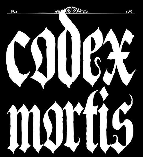Codex Mortis - Logo