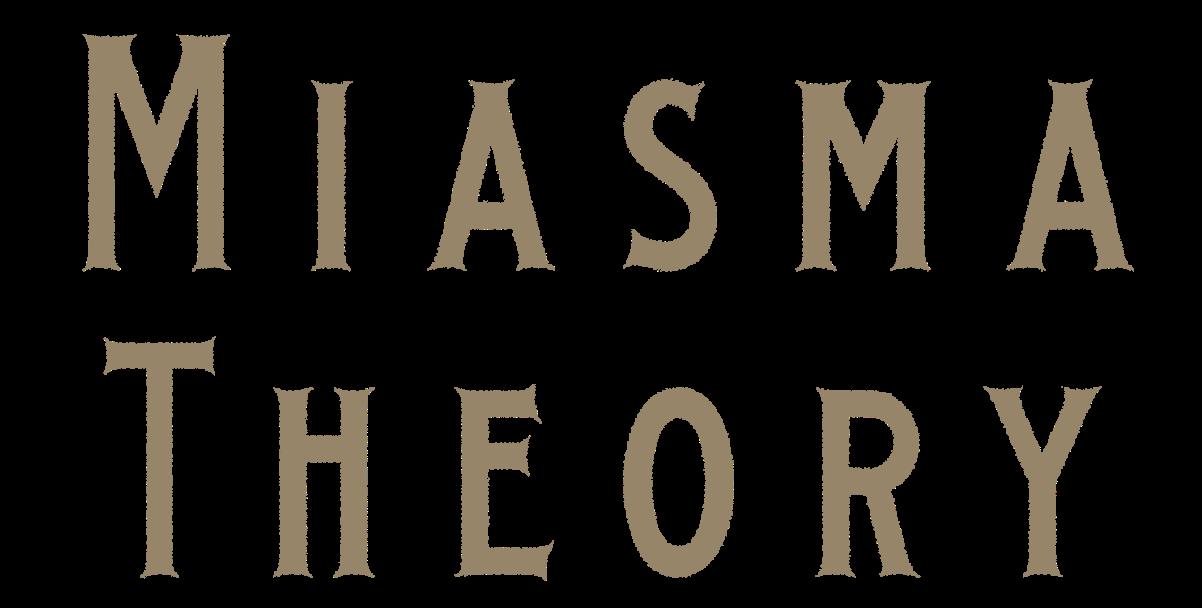 Miasma Theory - Logo
