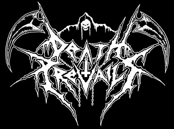Death Prevails - Logo