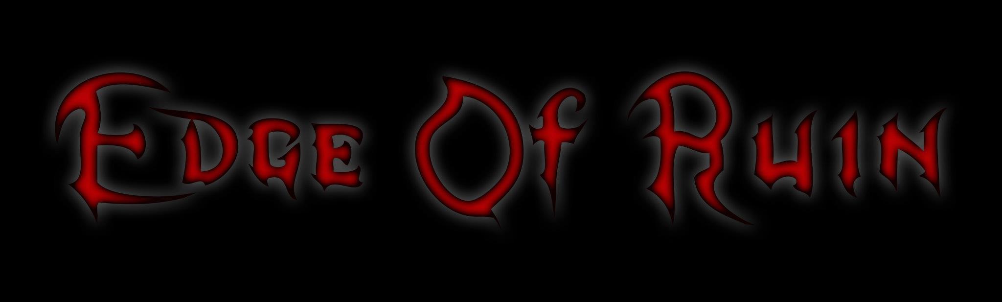 Edge of Ruin - Logo