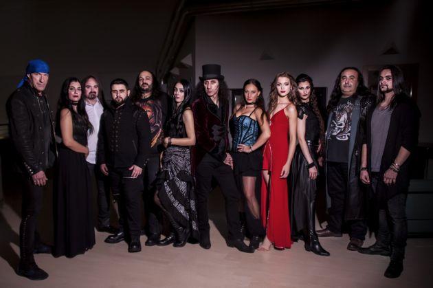 Vivaldi Metal Project - Photo