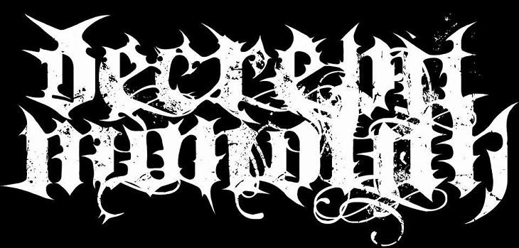 Decrepit Monolith - Logo