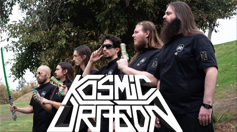 Kosmic Dragon - Photo