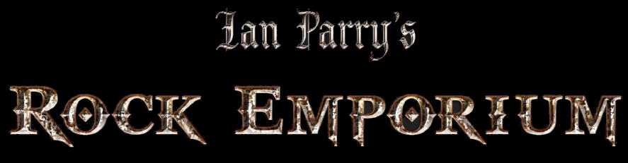 Ian Parry's Rock Emporium - Logo