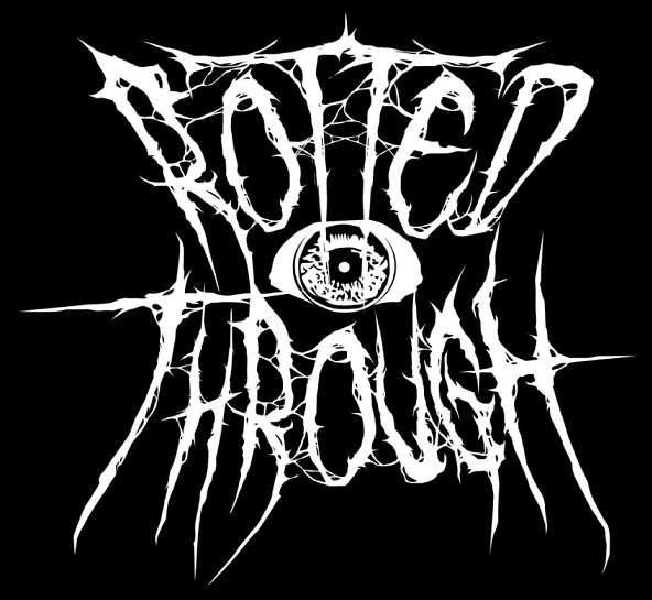 Rotted Through - Logo