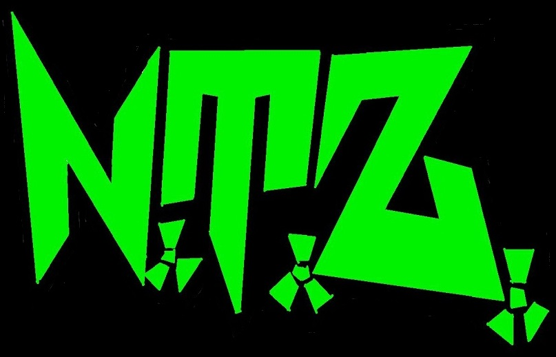Nuclear Thrashing Zombies - Logo