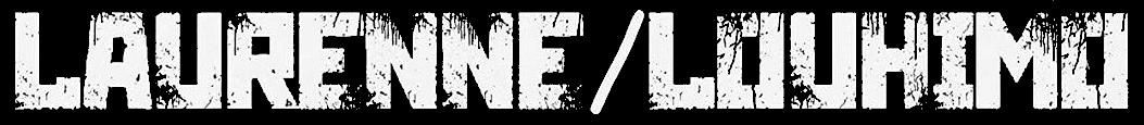 Laurenne/Louhimo - Logo