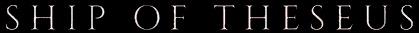 Ship of Theseus - Logo