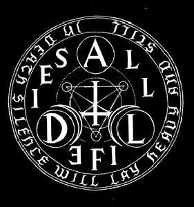 All Life Dies - Logo