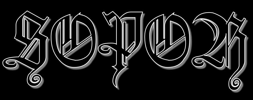 Sopor - Logo