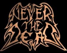 Never the Dead - Logo