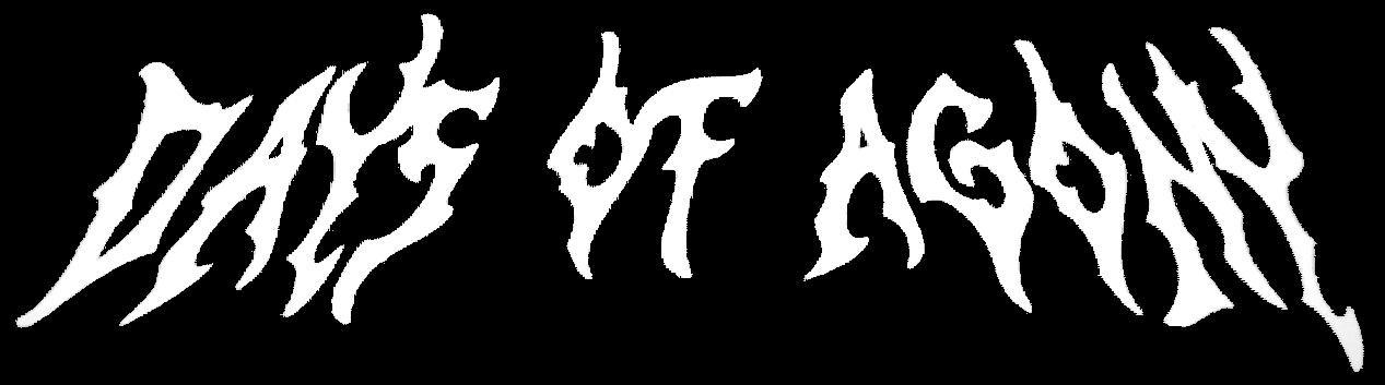 Days of Agony - Logo