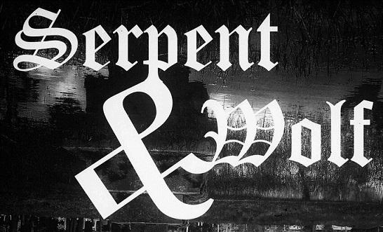 Serpent & Wolf - Logo
