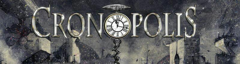 Cronopolis - Logo
