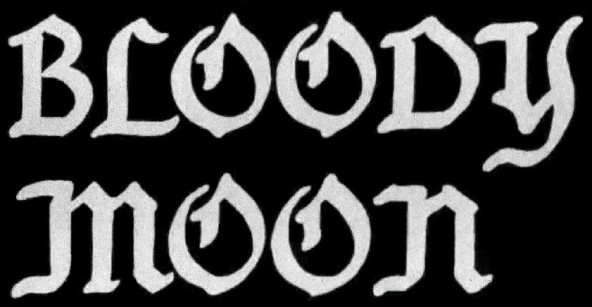 Bloody Moon - Logo