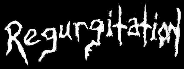 Regurgitation - Logo