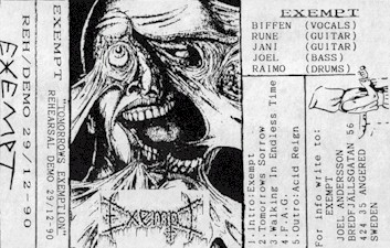 Exempt - Tomorrows Exemption