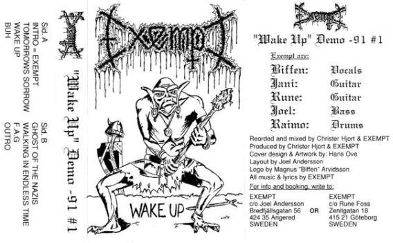 Exempt - Wake Up