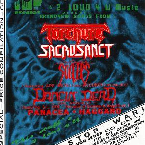 Haggard / Sacrosanct / Torchure / Panacea - This Stuff's 2 Loud 4 U