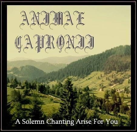 Animae Capronii - A Solemn Chanting Arise for You