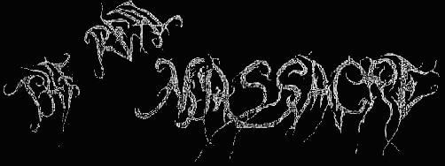 The Real Massacre - Logo