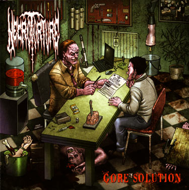 Necrotorture - Gore Solution