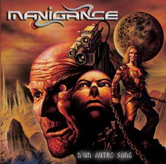 Manigance - D'un autre sang