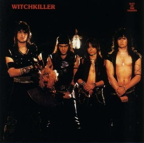 Witchkiller - Day of the Saxons