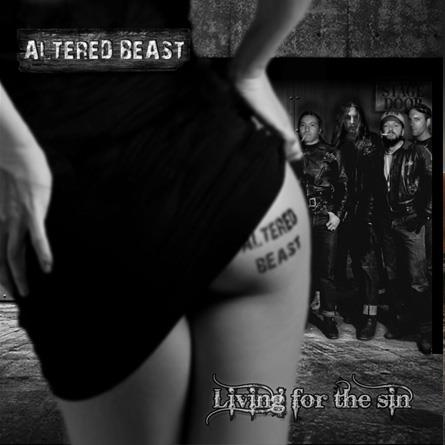 Altered Beast - Living for the Sin