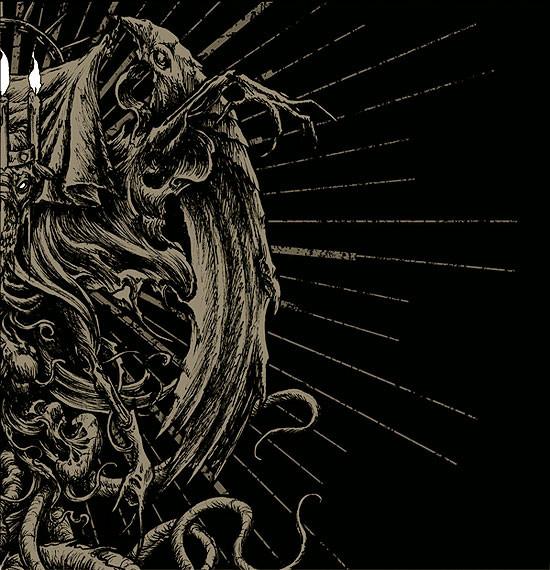 Pestilential Shadows / Corvus - Broken Spheres