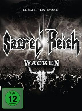 Sacred Reich - Live at Wacken